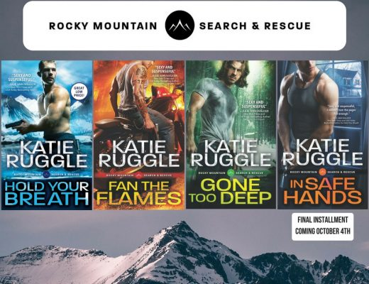 Rocky Mountain Search & Rescue Series Celebration & #Giveaway