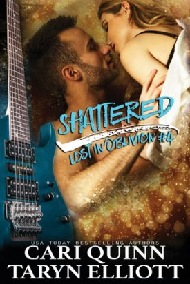 Shattered by Cari Quinn and Taryn Elliott #Review
