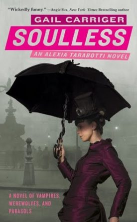 Soulless by Gail Carriger #Review