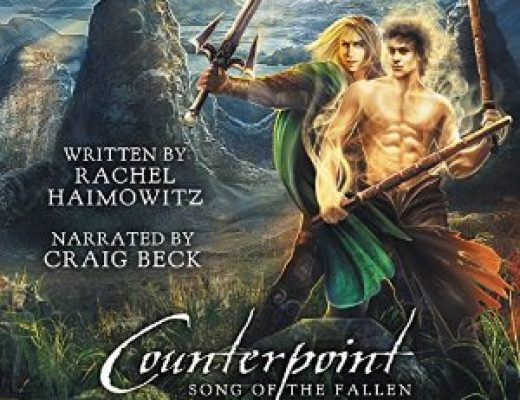 Counterpoint by Rachel Haimowitz, Narrated by Craig Beck #AudioReview