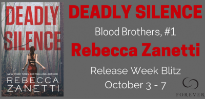 Top Actors to Play Characters in Deadly Silence #Giveaway