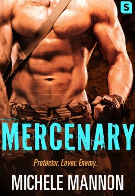 Mercenary by Michele Mannon #Review