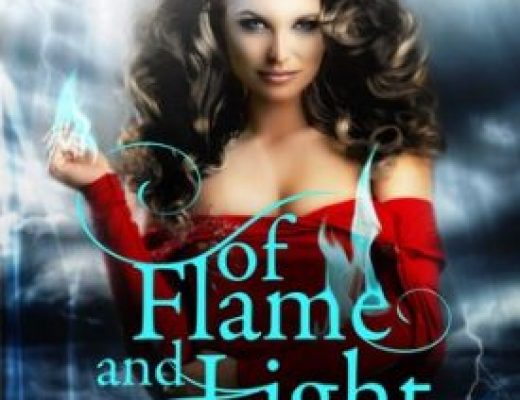 Review: Of Flame and Light by Cecy Robson #Giveaway #Excerpt