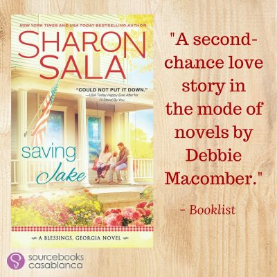 Sharon Sala with a look at Saving Jake #Giveaway