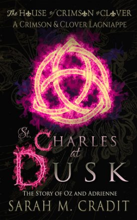 St. Charles at Dusk by Sarah Cradit #Review