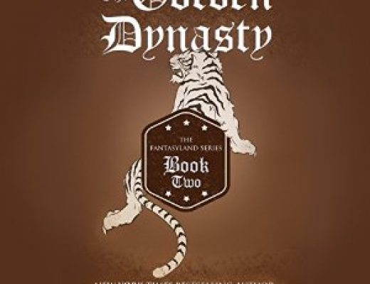 The Golden Dynasty by Kristen Ashley, Narrated by Tillie Hooper #AudioReview