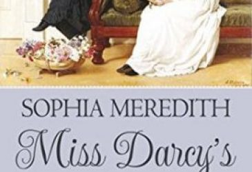 Miss Darcy's Companion by Sophia Meredith #SweetDelight #Giveaway