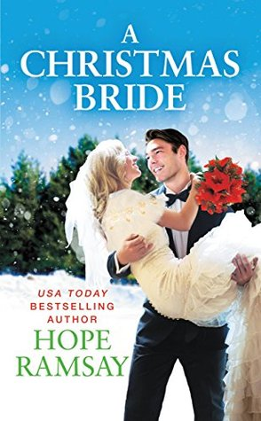 A Christmas Bride by Hope Ramsay #HolidayDelight