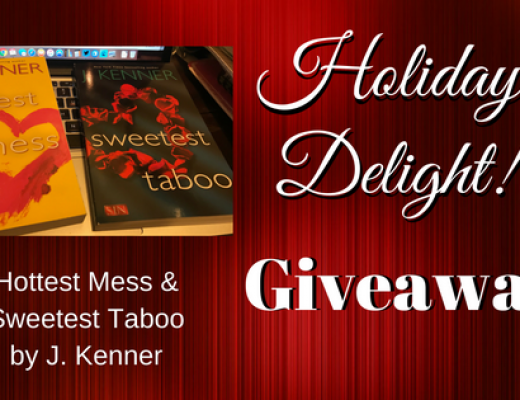 #HolidayDelight in your Mailbox! J. Kenner #Giveaway