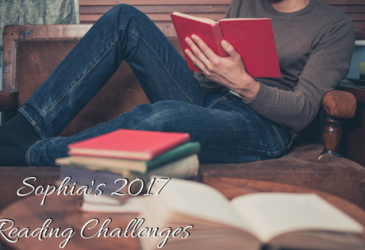 Sophia's Reading Challenges for 2017