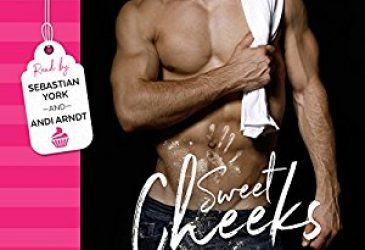 Sweet Cheeks by K. Bromberg, Narrated by Andi Arendt and Sebastian York
