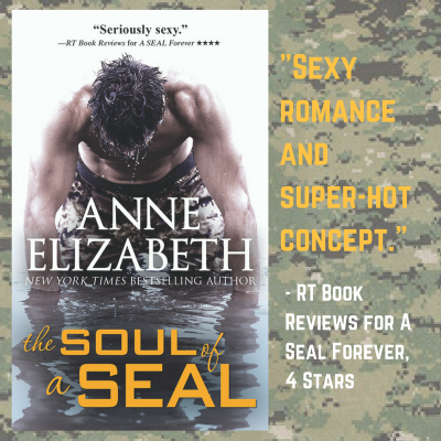 The Soul of a SEAL by Anne Elizabeth #Excerpt #Giveaway