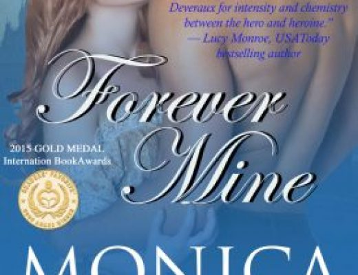 Forever Mine by Monica Burns #TGPUL #Giveaway