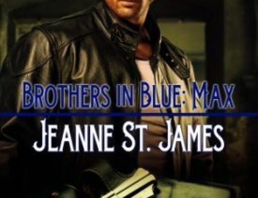 Brothers in Blue: Max by Jeanne St. James #TGPUL #Giveaway