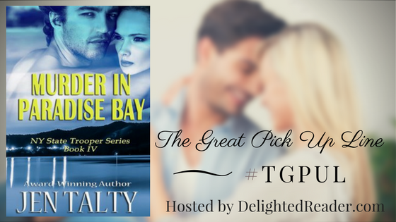 Murder in Paradise Bay by Jen Talty #TGPUL #Giveaway