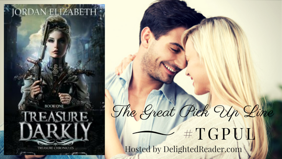 Treasure Darkly by Jordan Elizabeth #TGPUL #Giveaway