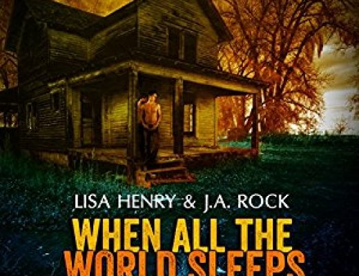 Audio Review: When All the World Sleeps by Lisa Henry and JA Rock, Narrated by Greg Tremblay