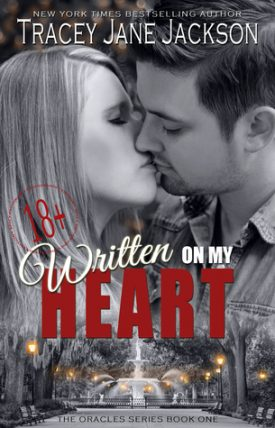 Written on My Heart by Tracey Jane Jackson