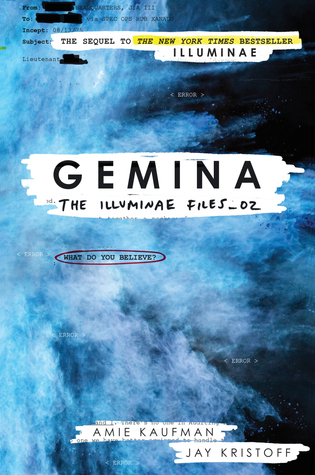 Review: Gemina by Amie Kauffman and Jay Kristoff #YoungDelight
