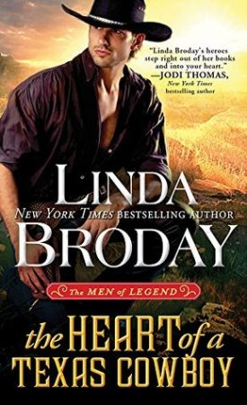 Review: The Heart of a Texas Cowboy by Linda Broday