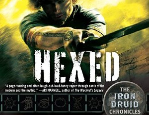 Audio Review: Hexed by Kevin Hearne, Narrator Luke Daniels