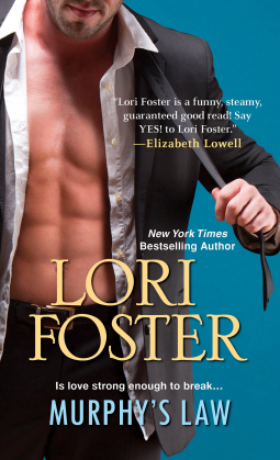 Murphy's Law by Lori Foster