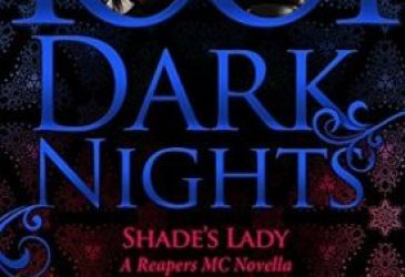 Review: Shade's Lady by Joanna Wylde