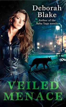 Review: Veiled Menace by Deborah Blake