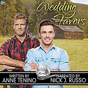 Review: Wedding Favors by Anne Tenino, Narrated by Nick J, Russo