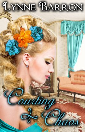 Courting Chaos by Lynne Barron