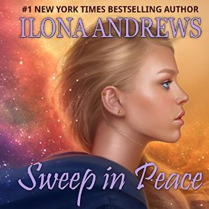 Review: Sweep in Peace by Ilona Andrews, Narrated by Renee Raudman