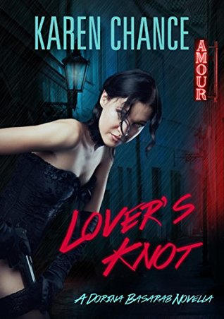 Afternoon Delight Review: Lover's Knot by Karen Chance