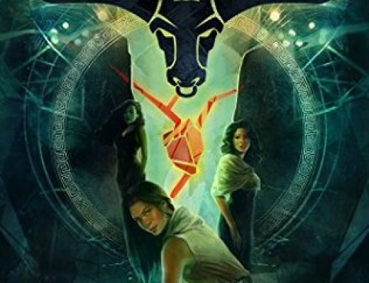 Review: Minotaur by J.A. Rock