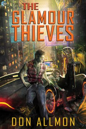 Review: The Glamour Thieves by Don Allmon