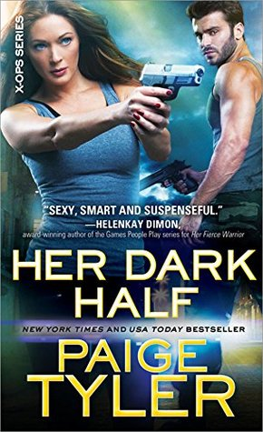 Review: Her Dark Half by Paige Tyler