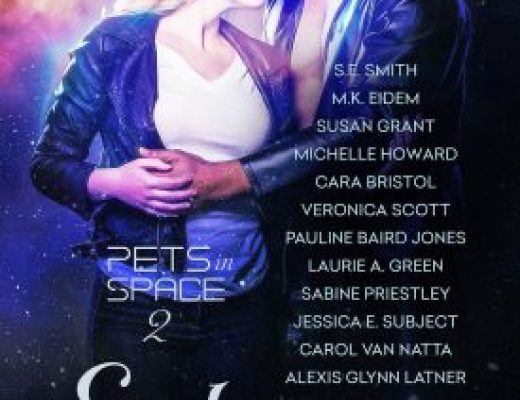 Review: Embrace the Romance: Pets In Space 2 by S.E. Smith, M.K. Eidem, Susan Grant, Michelle Howard, Cara Bristol, Veronica Scott, Pauline Baird Jones, Laurie A. Greene, Sabine Priestley, Jessica E. Subject, Carol Van Natta, Alexis Glynn Latner