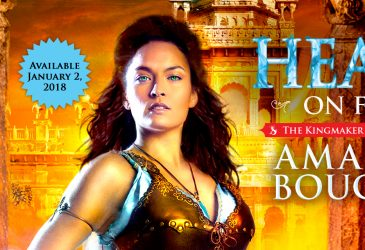 The Kingmaker Chronicles Finale is coming soon! #Giveaway #Excerpt