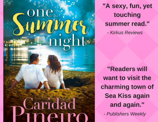 One Summer Night by Caridad Pineiro #Excerpt #Giveaway