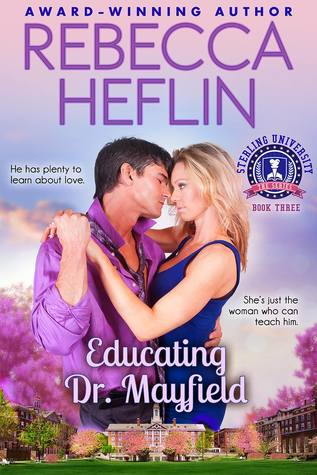 Review: Educating Dr. Mayfield by Rebecca Heflin