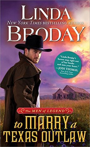 Review: To Marry a Texas Outlaw by Linda Broday