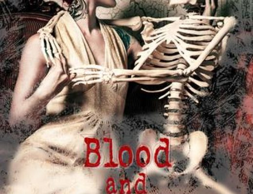 Review: Blood and Mistletoe by E.J. Stevens