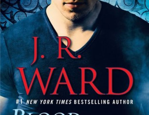 Review: Blood Fury by J.R. Ward