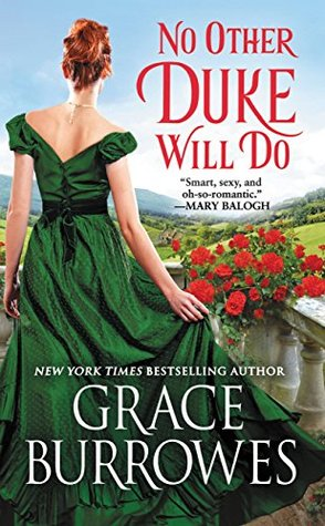 Review: No Other Duke Will Do by Grace Burrowes