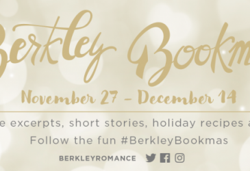 #BerkleyBookmas – November 27 – December 14 #Excerpt #Giveaway