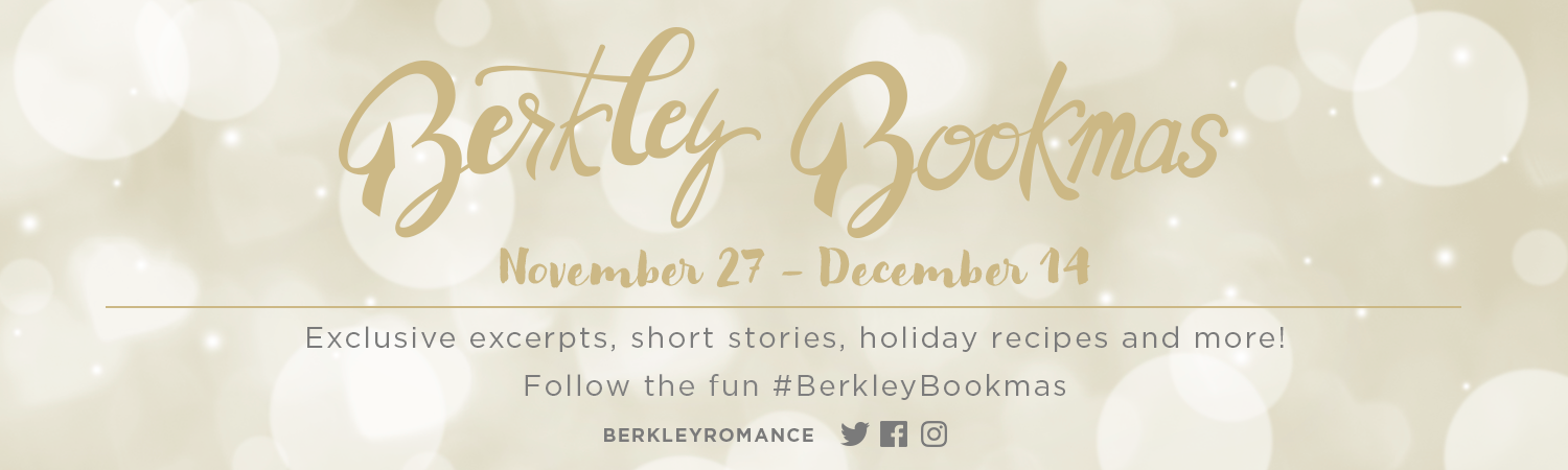 #BerkleyBookmas - November 27 - December 14 #Excerpt #Giveaway