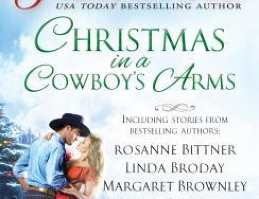 Review: Christmas in a Cowboy's Arms by Leigh Greenwood, Rosanne Bittner, Linda Broday, Margaret Brownley, Anna Schmidt, and Amy Sandas