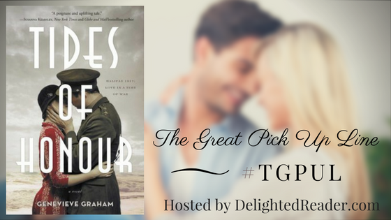Tides of Honour by Genevieve Graham #TGPUL