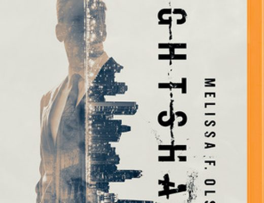 Audio Review: Nightshades by Melissa F. Olson
