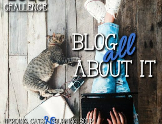 Blog All About It Challenge ~ January 2018