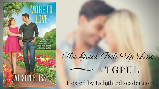 More to Love by Alison Bliss #TGPUL #Giveaway